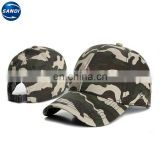 Custom camouflage fabric army military hat