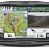 Cheap Garmin zumo 590LM Motorcycle GPS with Lifetime Map Updates and Bluetooth