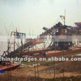 Gold Mining Dredge