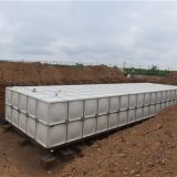 china factory manufacture SMC GRP FRP water storage tanks