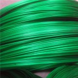 PVC PE Coated Iron Wire Manufacture
