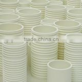 THE MOST COMPETITIVE OFFERS Porcelain Electrical Vacuum Tube Insulator With Metallization Coating Of Ni,Mn,Au Etc.