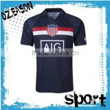 Professional design custom dye sublimation rugby league jersey/rugby jersey logo                                                                                                         Supplier's Choice