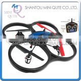 Mini Qute RC remote control flying Helicopter 2.4G huge Quadcopter Headless mode Educational electronic toy NO.V606