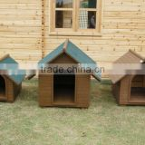 new product wooden doghouse,artificial plant,artificial trees,artificial flowers,show window