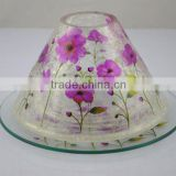 new style hand made crackle shade