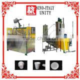 HOT SELL eps foam fruit juice cup making machine