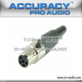 5 Pin Female Connector XLR063-5
