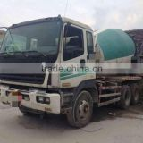 Used condition 9m3 isuzu mixer truck used condition isuzu 9m3 mixer truck second hand japan brand isuzu 9m3 mixer truck