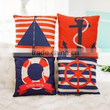 Modern Europ Mixed style Cotton & Linen Pillow Cases Home Room Decors Car Back Cushion Covers