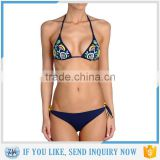 Fashion swimwear bikini sexy girls with transparent bra with high quality