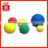 Wholesale eva golf practice ball 75cm yoga roller ball double sided eva / pe foam tape