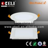 CHINA Zhongshan international pure aluminum 18w oled light panel, ultra slim led panel light                                                                         Quality Choice