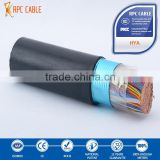 iso9001 water leak detection cable telephone cable for communication