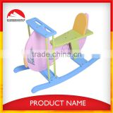 airplane design kdis wood decorative rocking horse