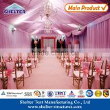 Romantic roof linings decorate Indian wedding tent for sale for wedding