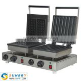 New japanese electric waffle maker for cup cake pop making machine(SUNRRY SY-WM54C)