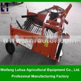 Small farm equipment mini potato harvester of walking tractors
