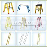 FRP step/telescopic/folding ladder