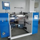 Baking paper and Kitchen aluminum foil roll rewinding machine