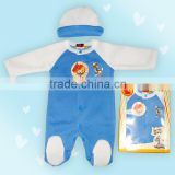 100% polyester baby boy clothes baby romper