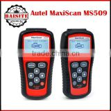 2016 New Arrival OBD2 OBDII car diagnostic scanner autel maxiscan ms509 code reader scan tool original from autel