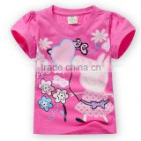 High Quality 100% Cotton Soft Wear Wholesale Baby Girl Clothes
