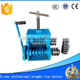 manual pipe bender hand tool square tube bending machine round tube bender manual circling machine
