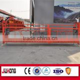 7.5M ZLP800 Steel Aerial Lifting Suspended Platform/Electric Cradle/Construction Gondola