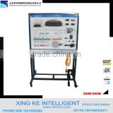 Automotive training equipment, XK-SJB-PXH AUTO Electrical Cruising System Training Panel