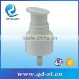 plastic Cream pump 20/410 for plastic bottles sell well with good quality and competitive price