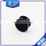 charming nature black stone jewelry made in china wholesale, new design body piercing jewelry ear plug piercing