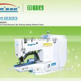 BS-1900 High speed direct drive electronic bar tacking button-attaching sewing machine