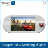 Flintstone 9 inch digital advertising player video brochure