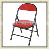 Simple PU leather with Metal Tube kids folding chair BS-105
