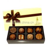 chocolate truffle packaging box with premium quality