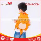 Orange Green Dragon Kids Baby Cartoon School Bags 3D Animals Backpack For Girls Boys                                                                         Quality Choice
