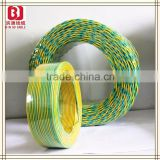 PVC insulation material and 2 cores electrical cable wire,underground electrical wire prices