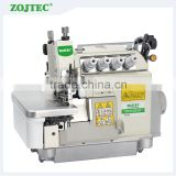 EXT5214DD-EUT Direct drive 4 thread top and bottom differential feed overlock sewing machine with auto trimmer