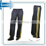 high waist 100% polyester sweat pants fashionable