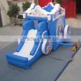kids fun bounce house commercial inflatable frozen bouncy jumping castle for sale