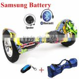 Big Wheel Two Wheel Board Balancing Electric Scooter HoverBoard Smart Self Balance Outside Sports skateboard FCC CE UL2272 Rosh