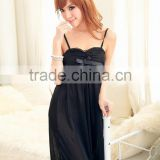 Sexy Ice Silk Women Sleeping Dress Hot Ladies Night Wear pajamas n01b