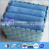 cheap wholesale yarn-dyed cotton waffle gift towel set packing