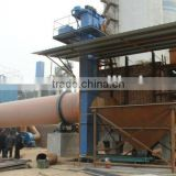 three-cylinder rotary dryer used for mining, quarry, mineral project, stove slag, sand, coal, fly ash, iron powder, quartz sand