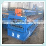 780 Metal Corrugated Plate Roll Forming Machine,Corrugated Sheet Metal Roof Corrugation Machine