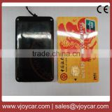 id card gps tracker,smart gps tracking device is similar as a id card,student card bank card size                                                                         Quality Choice