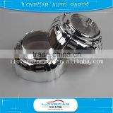 3 inch hid bi xenon projector lens shrouds with car headlight hid xenon kit 3 inch projector lens cover