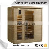 2015 Hot Sale Far Infrared Saunas Infrared Portable Saunas with Carbon fiber heaters Sauna Steam Room Generators