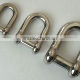 2016 stainless steel plate screw DEE shackle                                                                                                         Supplier's Choice